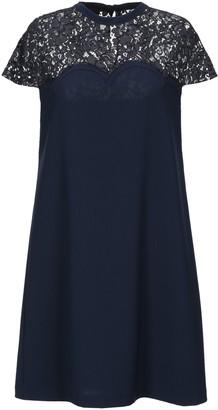 Black Label Short dresses - Item 34934422TD
