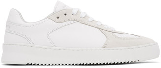 Filling Pieces White Field Ripple Pine Sneakers