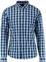 Solid Jozeppi Shirt Insignia Blue