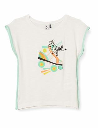 3 Pommes Girl's 3q10104 Tee Shirt T