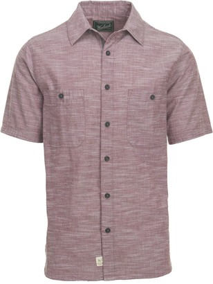 Woolrich Men's Lost Lakes Chambray Shirt