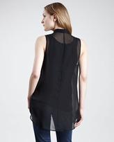 PJK Carmelita Sheer Vest