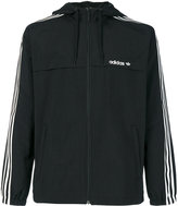 adidas three stripe windbreaker jacket - men - Polyamide/Polyester - S