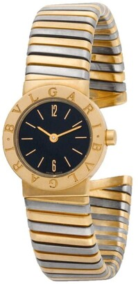 Bvlgari 2000 pre-owned Tubogas 23mm