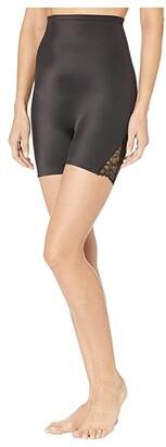 Miraclesuit Shapewear Shape Away(r) Alluring Lace High-Waist Boyshorts