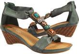 Spring Step Patrizia Futura Turquoise - Womens Sandals