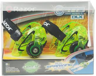 Jetts Dlx Heel Wheels