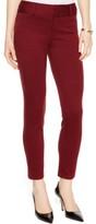 MICHAEL Michael Kors Womens Ponte Skinny Ankle Pants