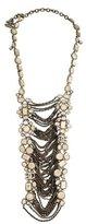 Chanel Multistrand Chain Necklace