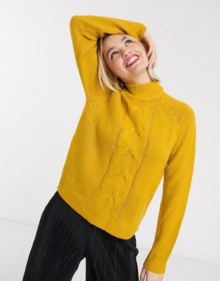 Noisy May colour block jumper