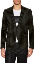 Diesel Black Gold Jupippi Striped Sportcoat