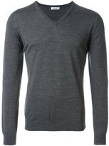 Fashion Clinic Timeless - v-neck sweater - men - Merino - 46