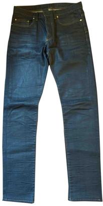 Christian Dior Blue Cotton - elasthane Jeans