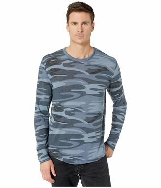 Alternative Men's Long Sleeve Eco Shirttail Tee