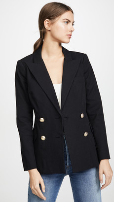 Derek Lam 10 Crosby Rodeo Double Breasted Blazer