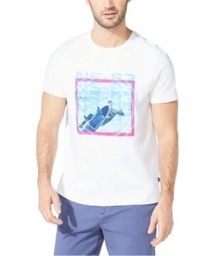 Nautica Men's Surf Graphic T-Shirt
