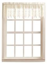 "No. 918 Joy Lace Window Valance (60""X38"") No. 918"