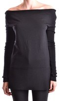 Liviana Conti Women's Black Wool Jumper.