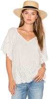 1 STATE Embroidered Blouse