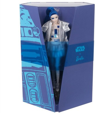 Barbie Star WarsR2D2 x Doll