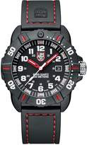Luminox 44mm Sea Series Coronado 3035 Watch, Red