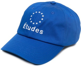 Études Booster embroidered-logo baseball cap