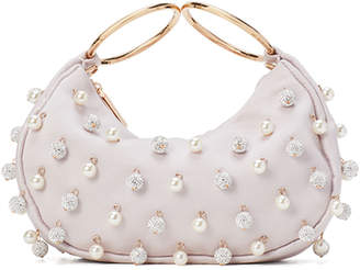 Kate Spade Collins Pearl Pave Bracelet Clutch Bag