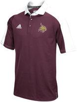 adidas Men's Texas State Bobcats Sideline Polo Shirt