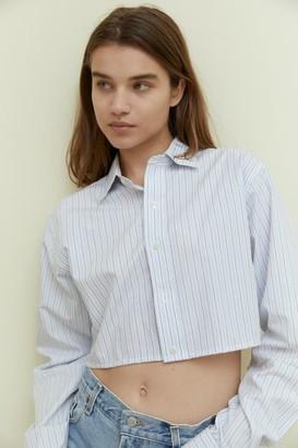 Urban Renewal Vintage Recycled Drop Sleeve Shirt