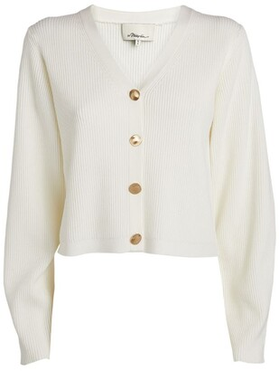 3.1 Phillip Lim Ribbed V-Neck Cardigan