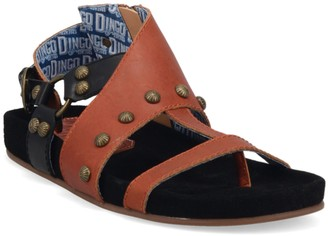 Dingo Sage Brush Women's Leather Sandals