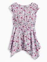 Splendid Little Girl Allover Print Dress