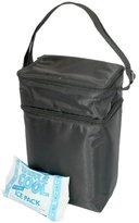 J L Childress 6 Bottle Cooler - Black - One Size