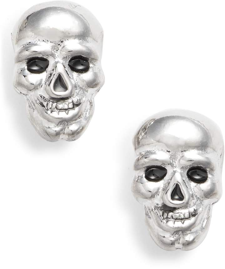 23883a78e Skull Earrings - ShopStyle