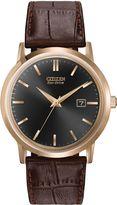 Citizen Bm7193-07e Strap Watch