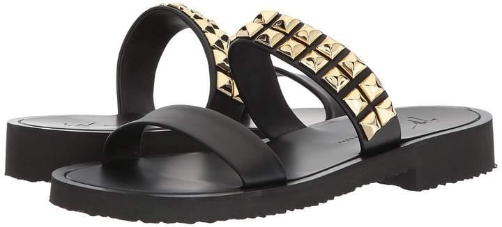 Giuseppe Zanotti Gom Zak Sandal Men's Shoes