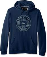 Quiksilver Men's Major Screen Hood Hoodie