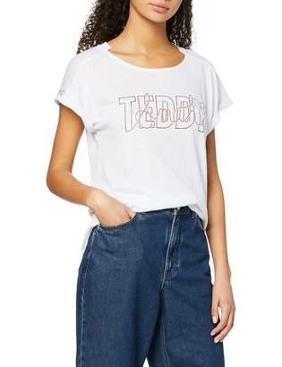 Teddy Smith Women's T-TOBALU MC T-Shirt