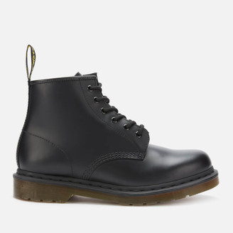 Dr. Martens 101 Smooth Leather 6-Eye Boots
