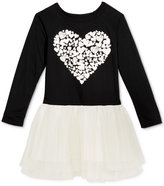 Epic Threads Heart Tutu Dress, Toddler Girls (2T-4T) & Little Girls (2-6X), Only at Macy's
