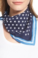 Steve Madden Women's Stars & Stripes Bandana