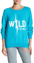 Wildfox Couture Wild Thing Pullover