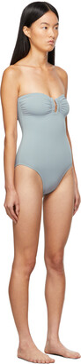 Eres Grey Cassiopee One-Piece Swimsuit