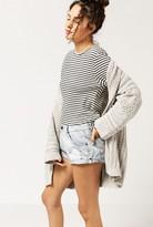 Azalea Belted Chunky Sweater