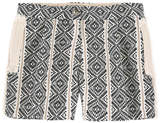 Chloé Jacquard knit shorts