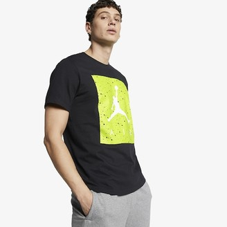 Jordan Poolside T-Shirt - Black / Cyber White