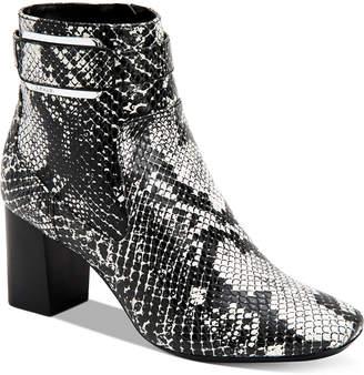 Calvin Klein Cattee Booties Women Shoes