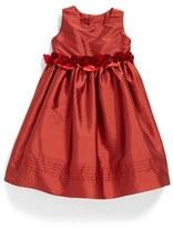 Isabel Garreton Silk Sleeveless A-Line Dress (Baby Girls)