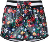 The Upside wildflowers print shorts
