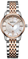 Dreyfuss & Co Ladies' Two Tone Steel Bracelet Watch